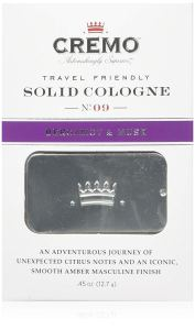 Solid Cologne Tin