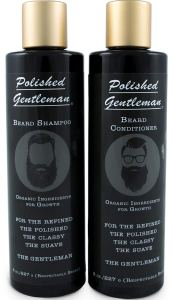 Beard Shampoo Conditioner
