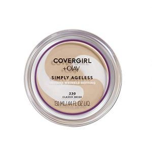 Ageless Foundation Cover Girl
