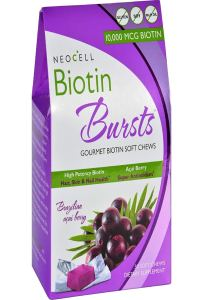 Acai Berry Snack Biotin