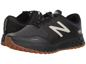 Black New Balance Sneakers