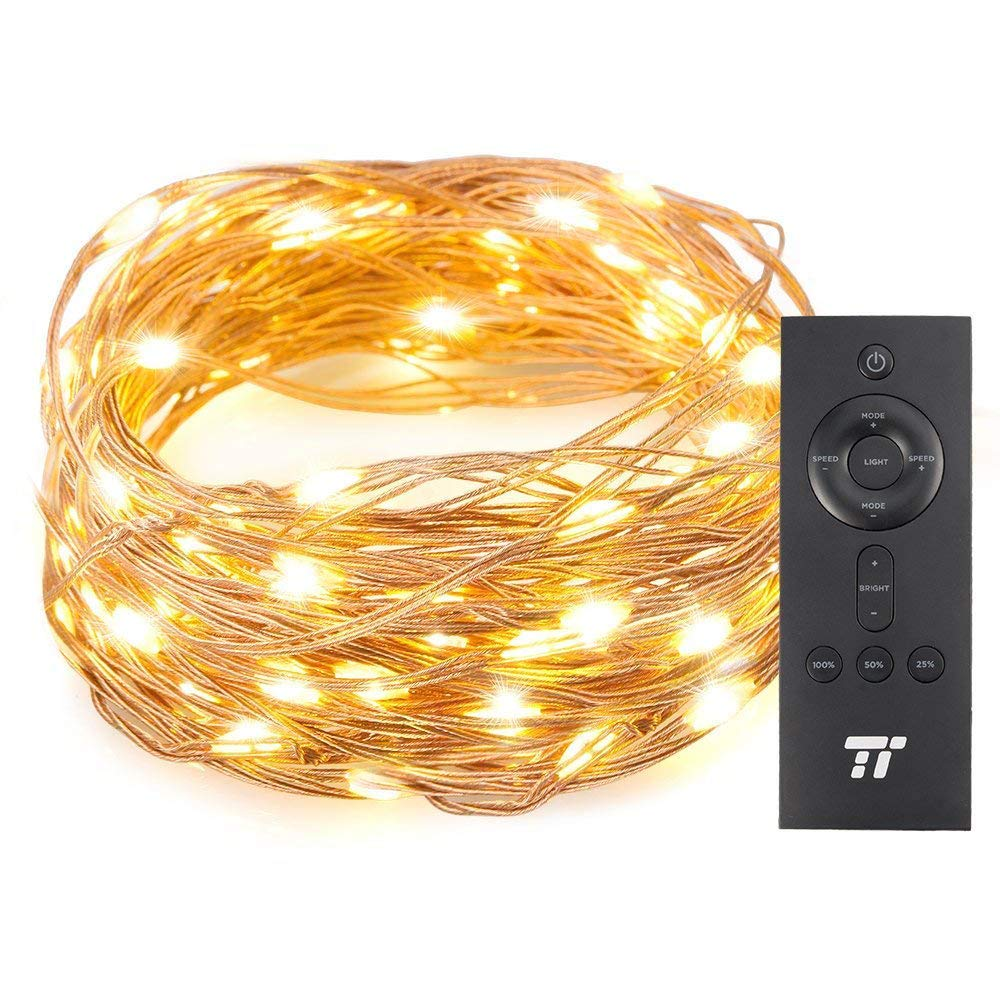 TaoTronics String Lights Amazon