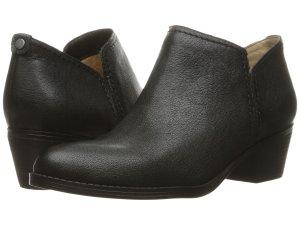 Black Shooties Women's Boots