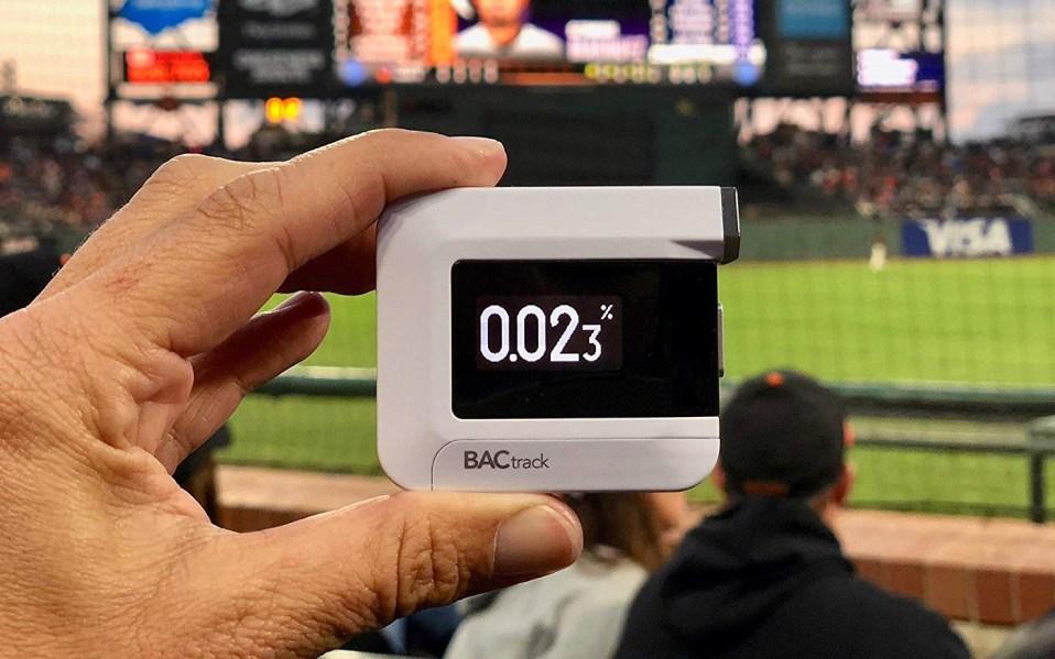 BAC personal breathalyzer amazon