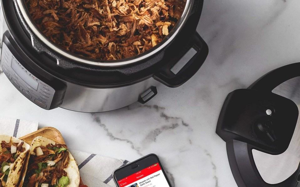 Instant Pot Slow Cooker Discount Amazon