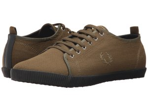 Brown Sneakers Fred Perry