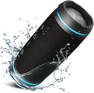 TREBLAB HD77 Portable Bluetooth Speaker
