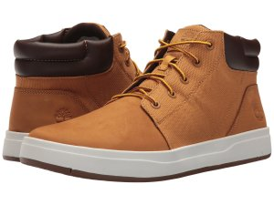 Tan Sneaker Boots Timberland