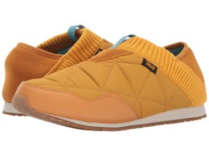 Orange Slippers Teva