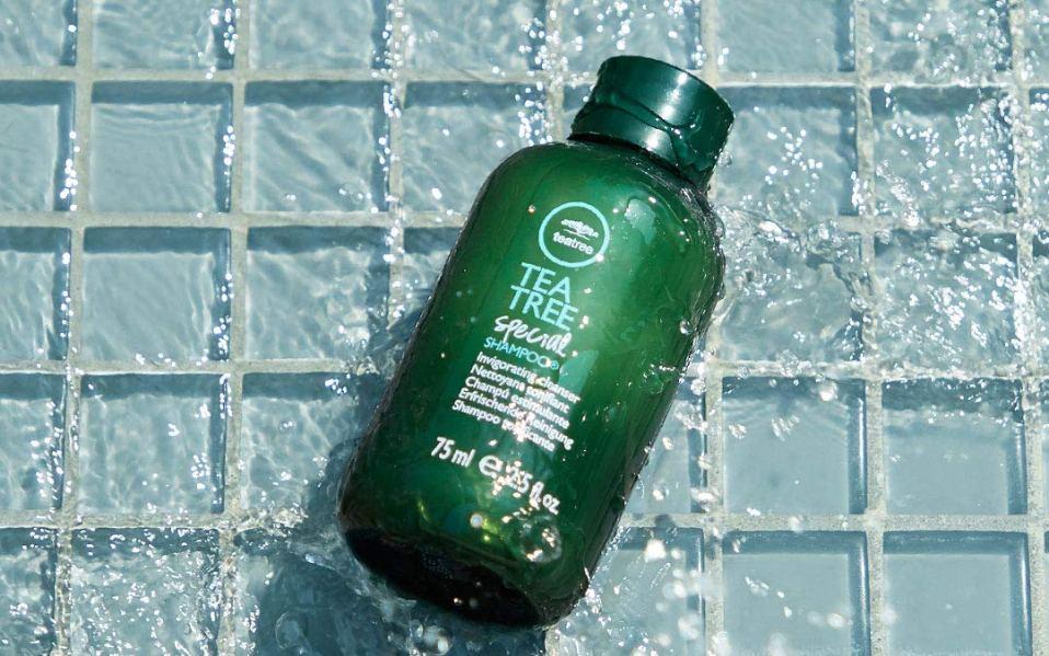 Tea Tree Special Shampoo; best men's