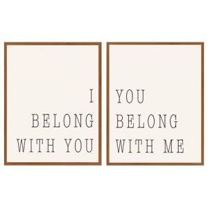 PTM Images, I Belong With You