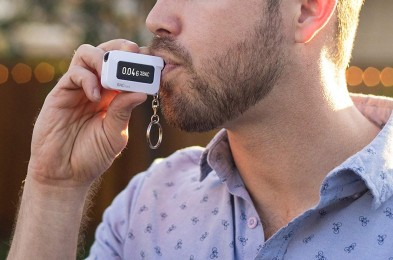 keychain breathalyzer amazon