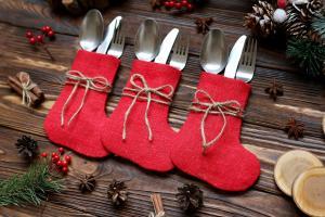 christmas table decorations friendlyevents