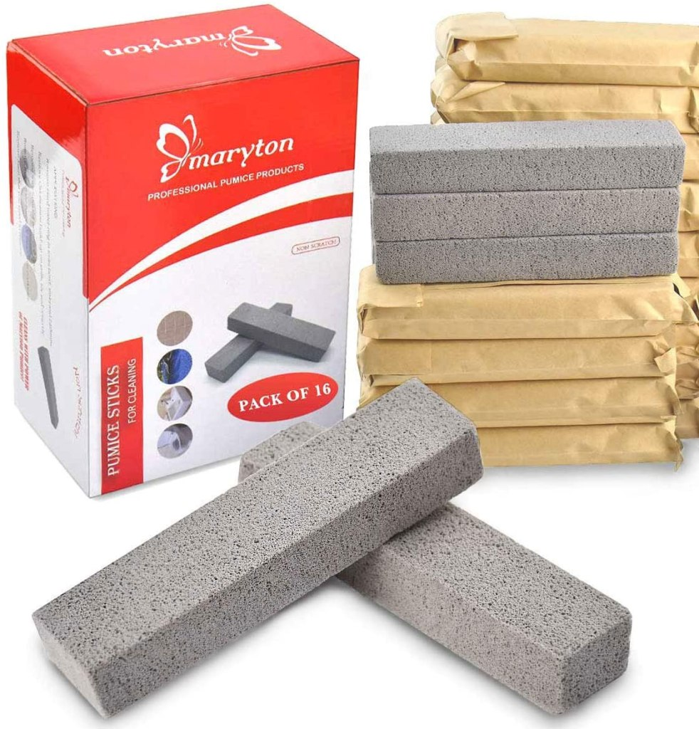 Maryton Pumice Stone for Cleaning