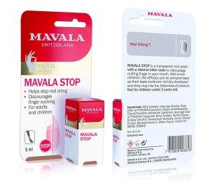 nail biting products mavala stop deterrent nail polish