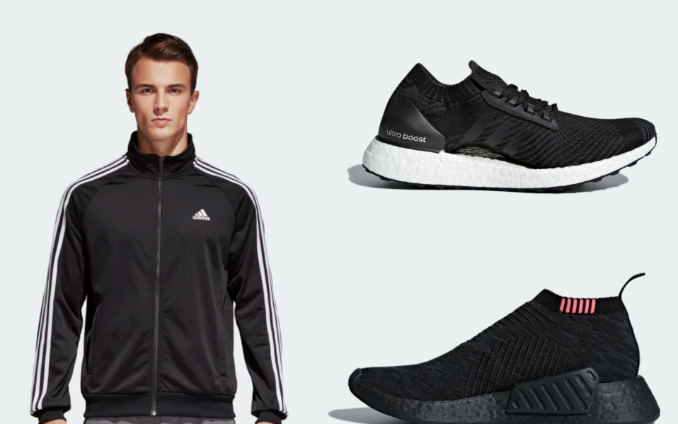 Adidas Sale: Ultraboosts, NMDs, and Tracksuits