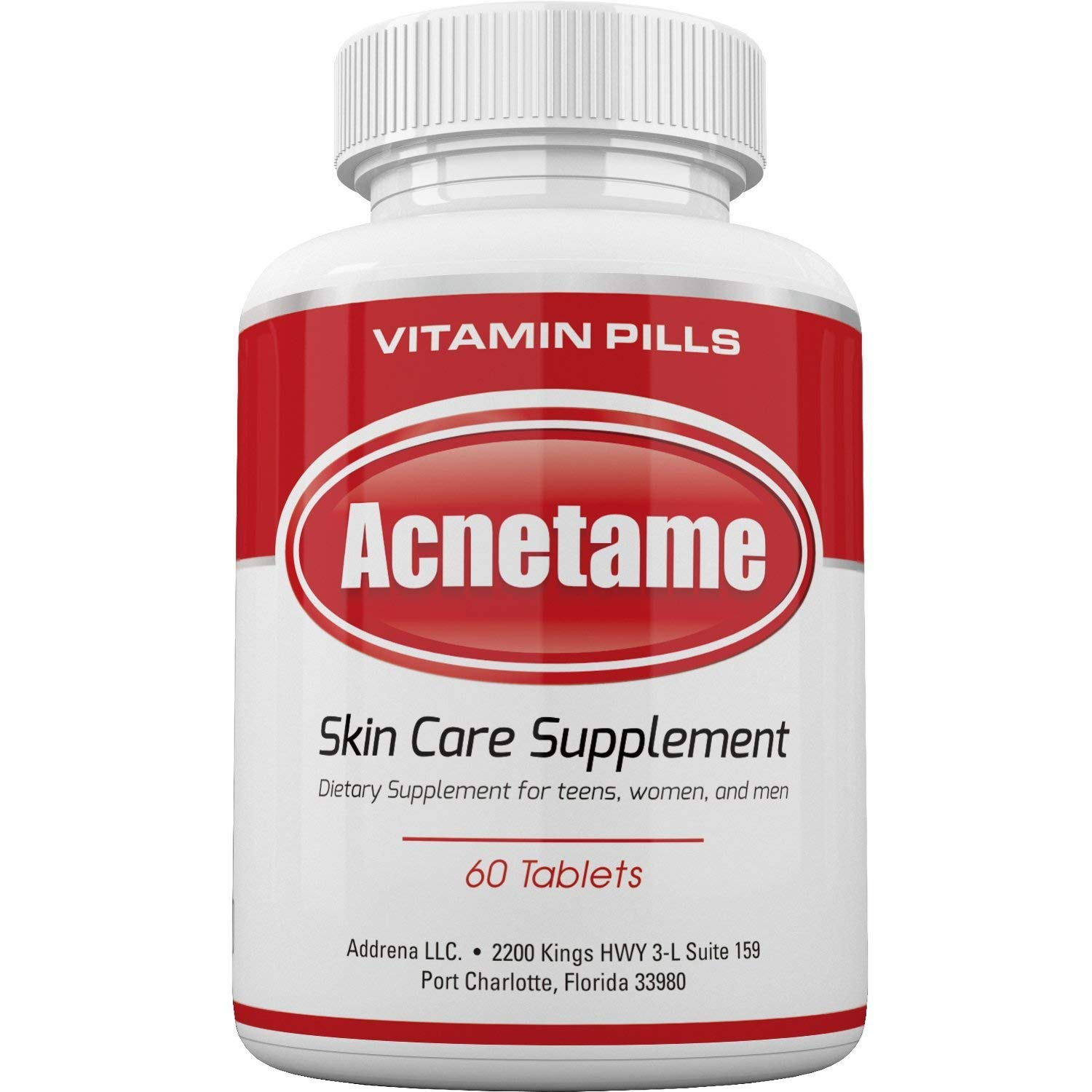 beauty supplements best-selling vitamins amazon acnetame acne treatment