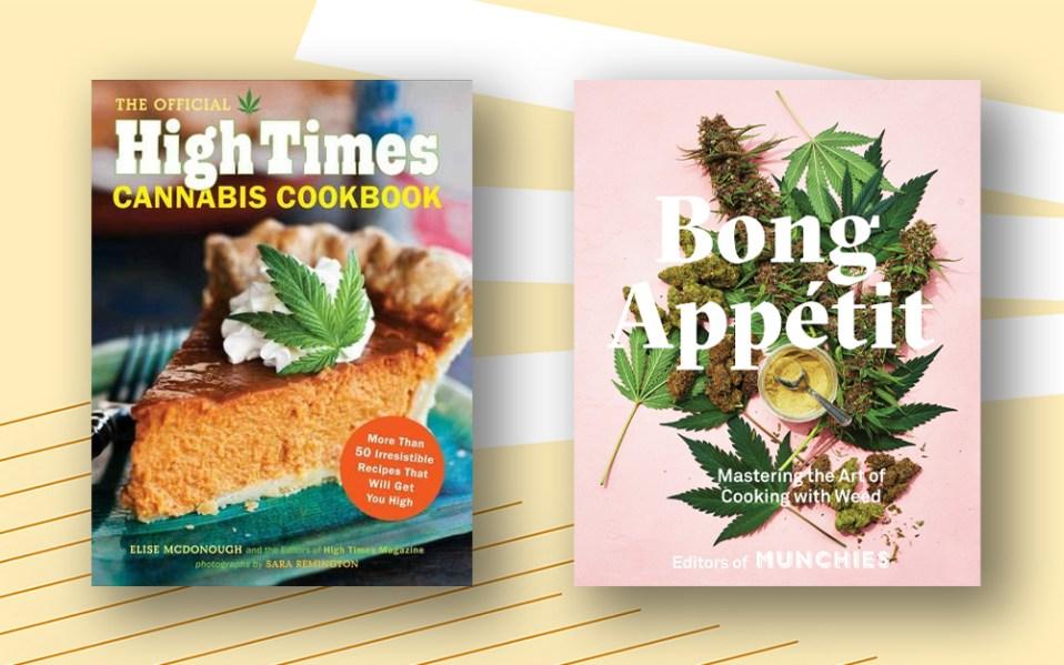 best marijuana cookbooks