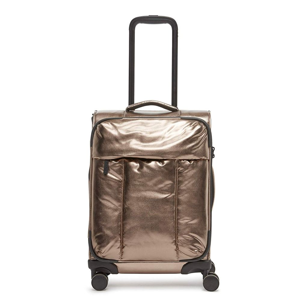 oprahs favorite things list 2019, calpak metallic luggage