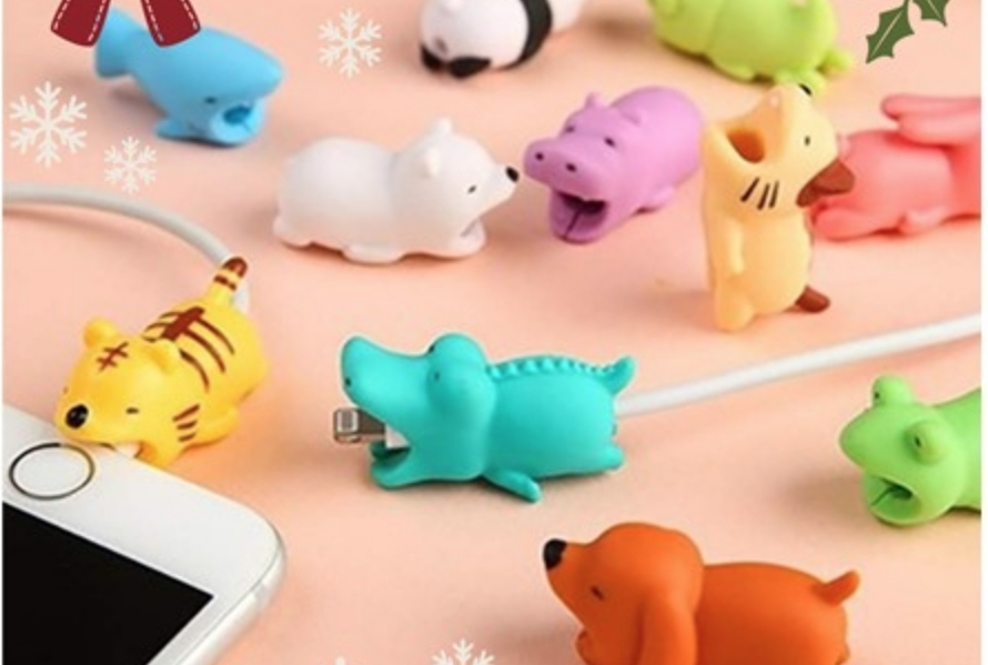 Charger Cable Protectors Animals
