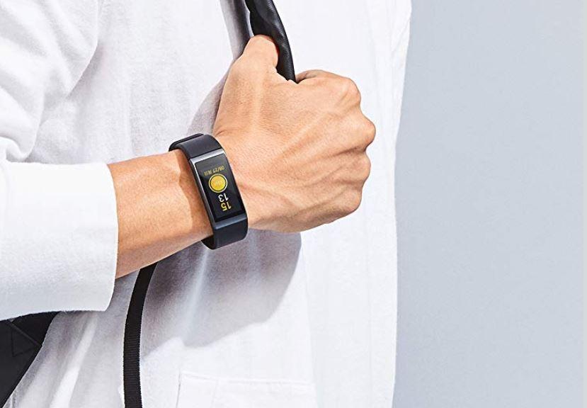 amazfit bip smartwatch amazon