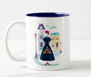 Spoonful of Sugar Two-Tone Coffee Mug