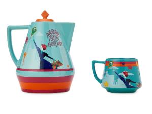 Mary Poppins Tea Set