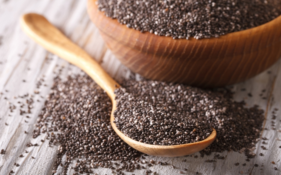 Chia Seeds for K-Beauty