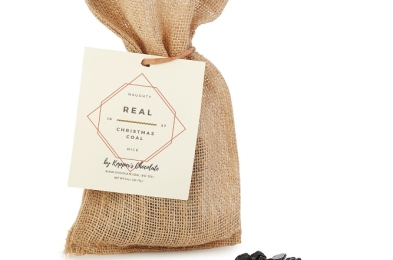 Chocolate Christmas Coal (2)