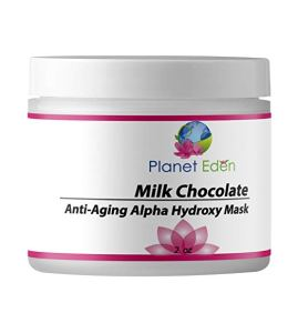 skin care trends 2018 chocolate milk anti-aging alpha hydroxy mask