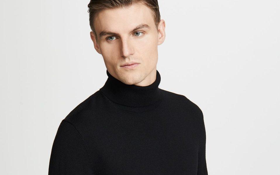 best mens sweaters winter turtleneck