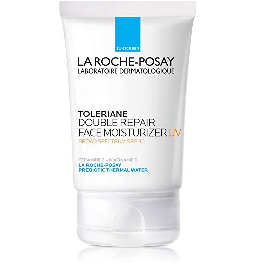 how to get rid of cystic acne best treatments la roche-posay toleraine double repair face moisturizer