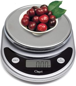 Digital Kitchen and Food Scale by Ozeri Amazon