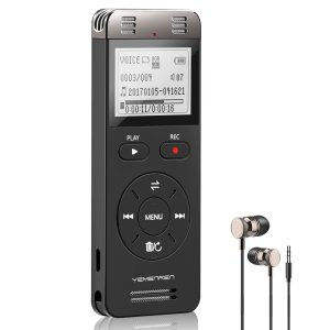 Digital Voice Activated Recorder