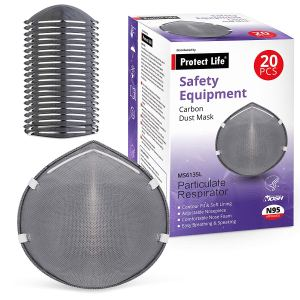 Disposable Dust Mask w:Carbon Filter