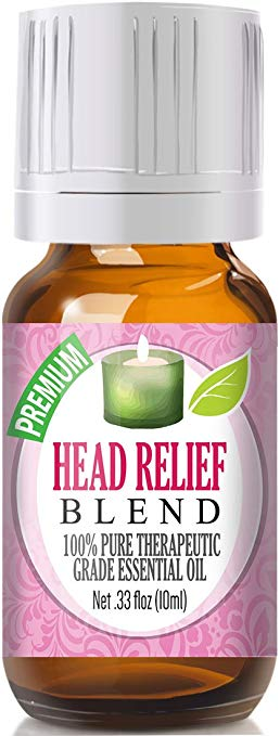 head relief blend healing solutions