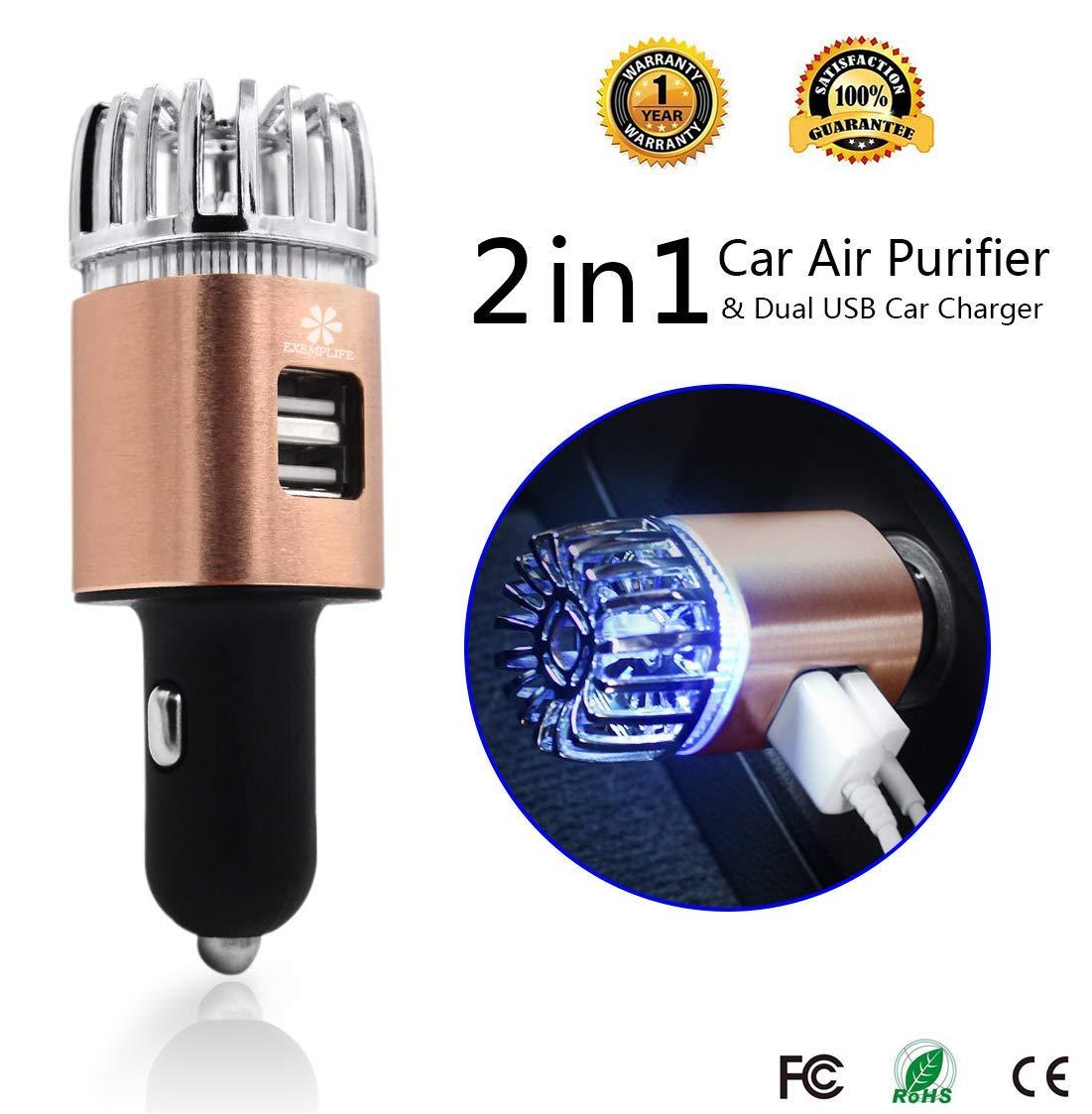 Exemplife Car Air Purifier
