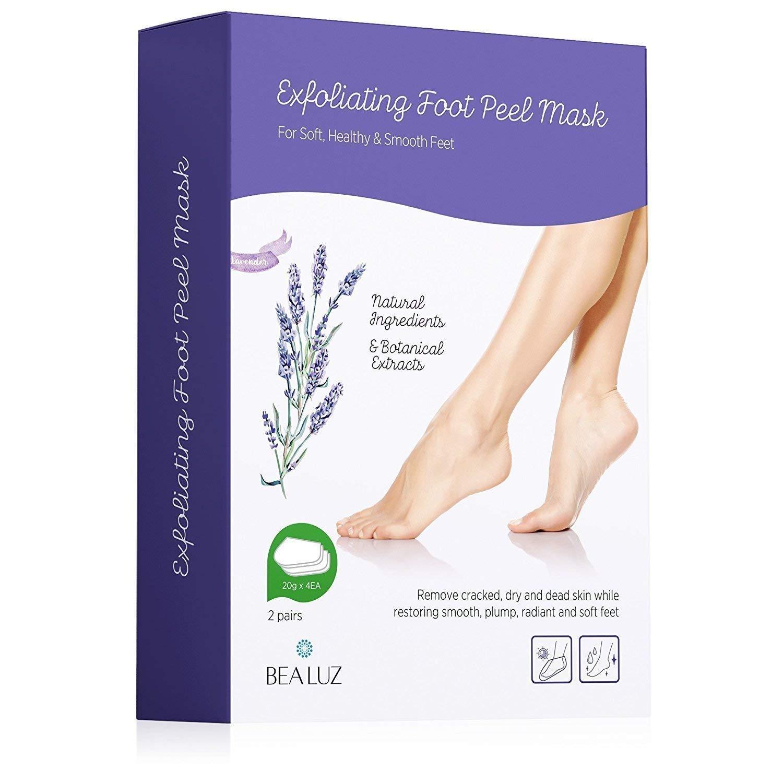 foot self care mask