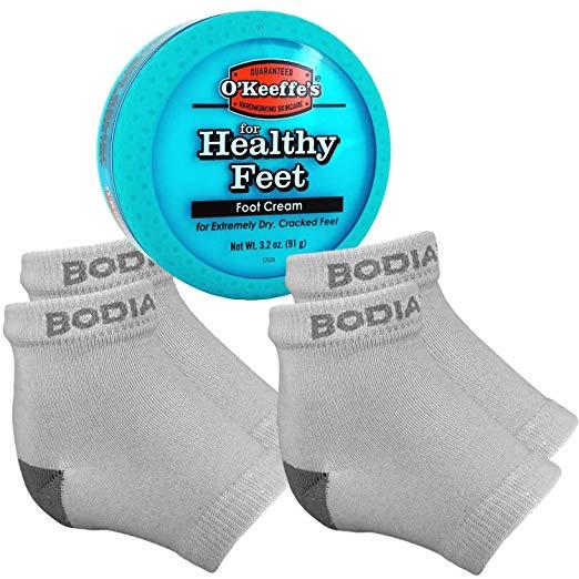 foot self care moisturizing socks