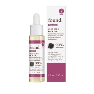 Found Firming Chia Seed Face Oil