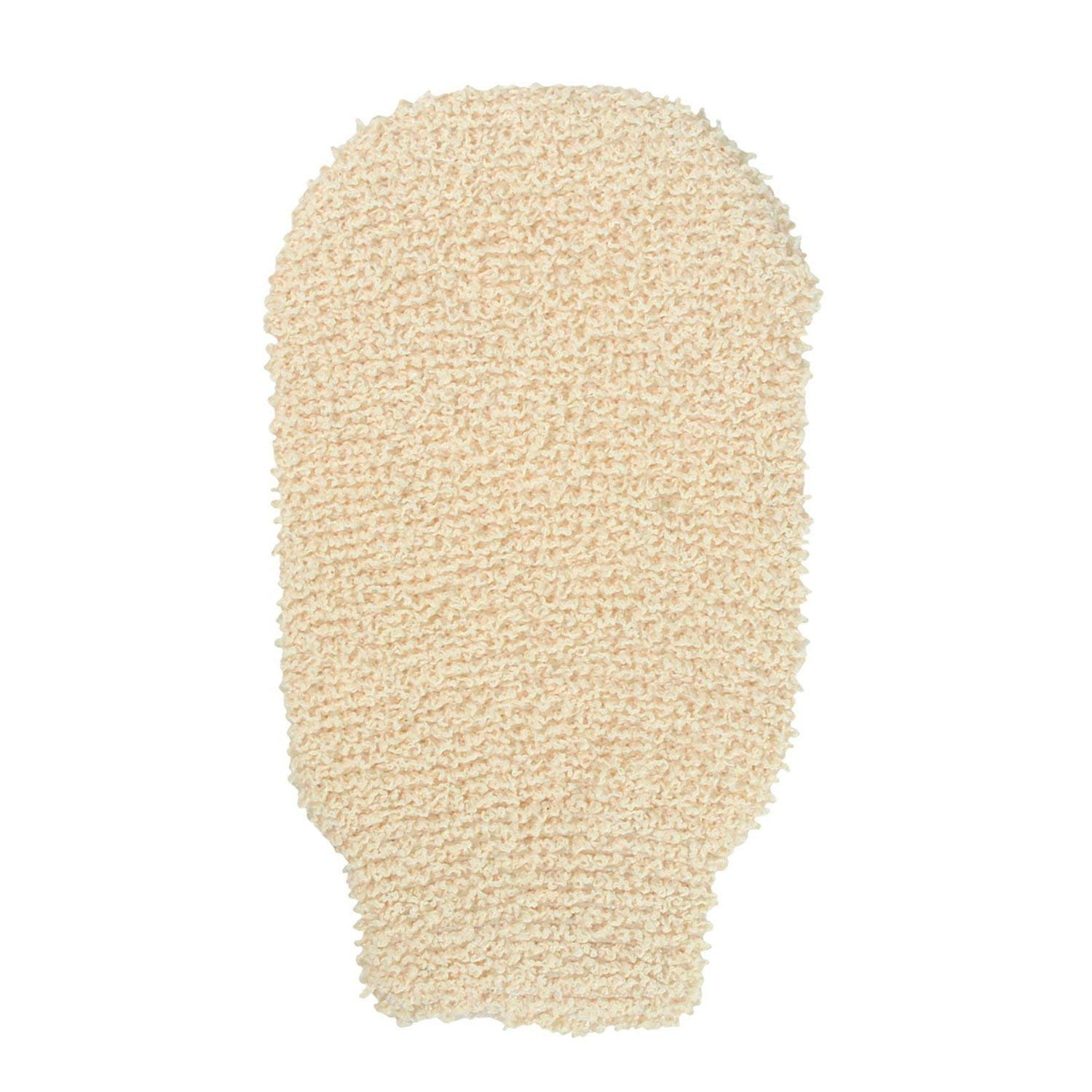 exfoliating gloves best scrubbing mitts smooth skin mylifeunit natural vegetable fiber