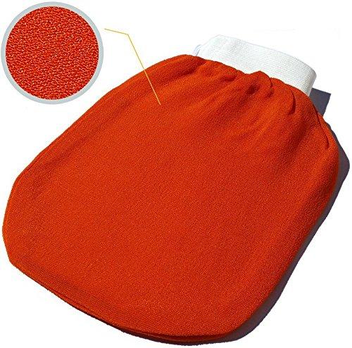 exfoliating gloves best scrubbing mitts smooth skin