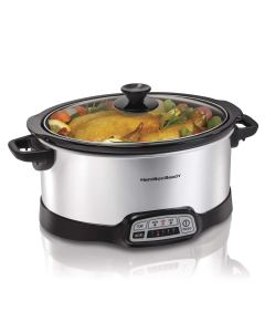 Hamilton Beach Slow Cooker Crock Amazon