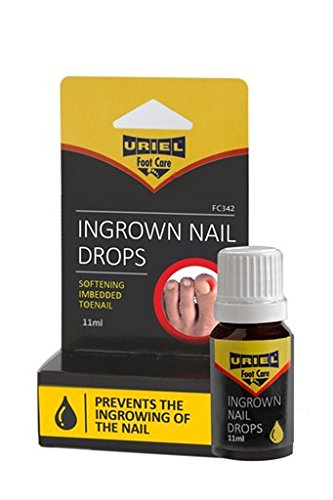 uriel drops meditex ingrown toenails