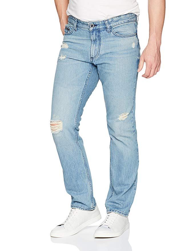 best ripped jeans amazon under 30 calvin klein mens slim fit