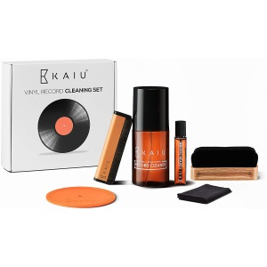 Vinyl Record Cleaning Kit by KAIU