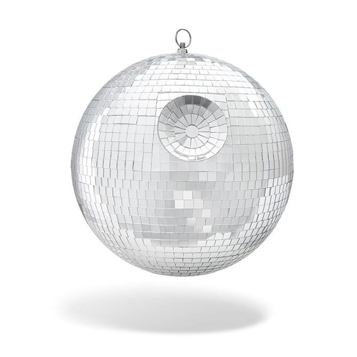 Death Star Disco Ball