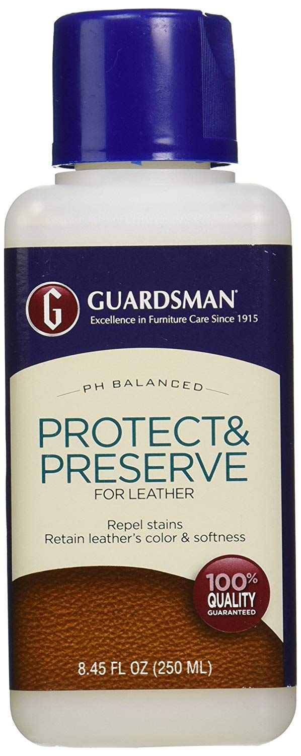 how to restore leather furniture guardsman protect and preserve