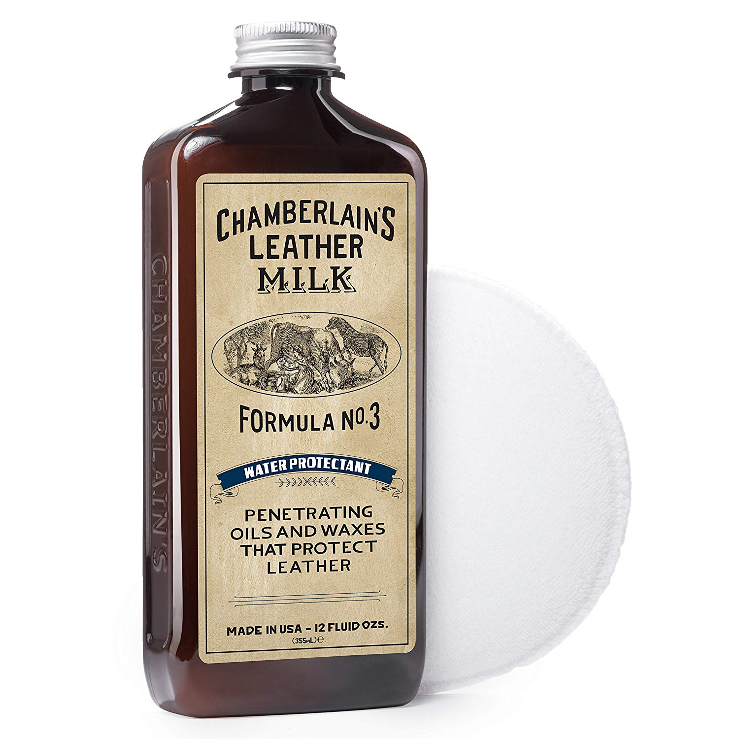 how to restore leather furniture chamberlain's milk water protectant formula number 3