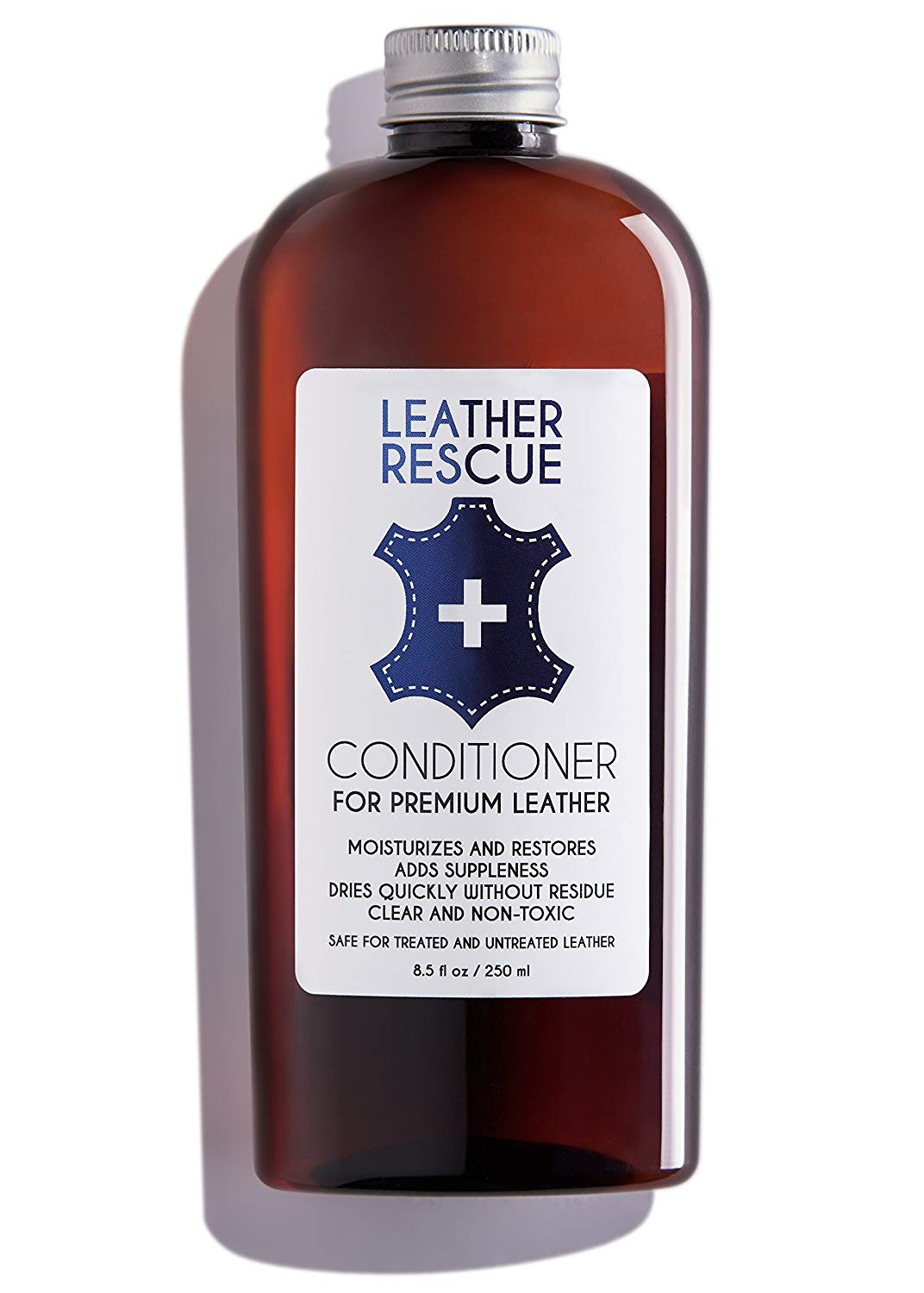 how to restore leather furniture rescue conditioner